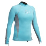 Swami Long Sleeved Rash Vest (Ladies)